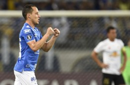 AFP Rodriguinho Cruzeiro Deportivo Lara Libertadores