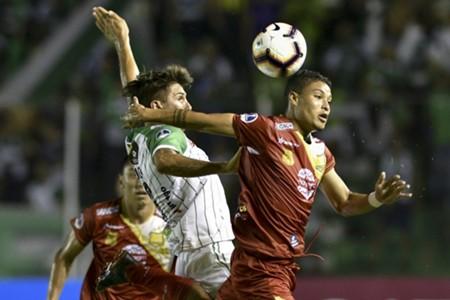 AFP Oriente Petrolero Rionegro Aguias Doradas CONMEBOL Sudamericana
