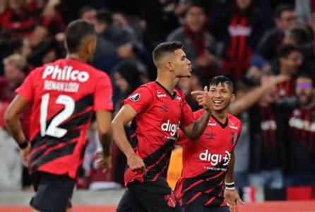 Athletico x Tolima