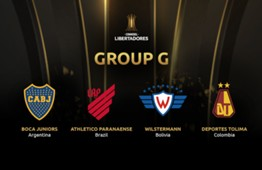 Group G teams