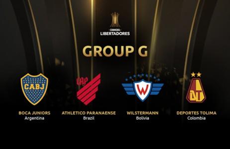 Group G teams