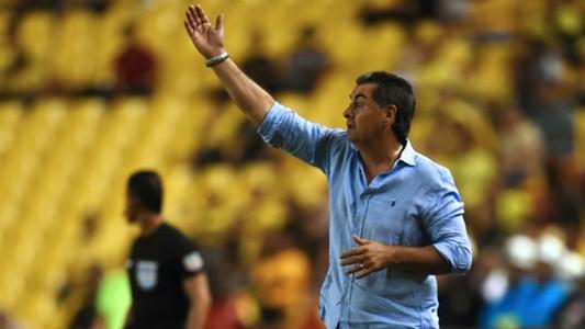 Jorge Da Silva Defensor Sporting Copa Libertadores 2019