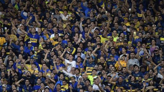 AFP hinchas Boca Copa Libertadores 2019