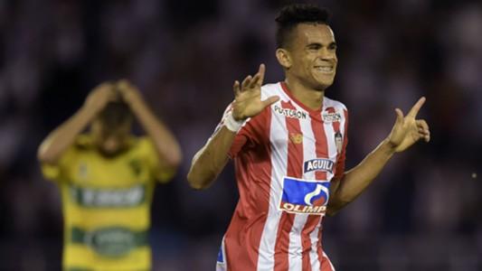 AFP Junior Defensa y Justicia CONMEBOL Copa Sudamericana Luis Fernando Diaz