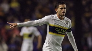 AFP Fernando Gago Boca Juniors