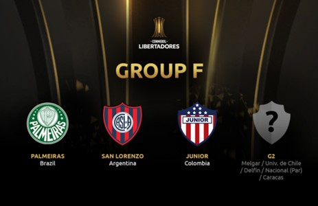 Group F teams