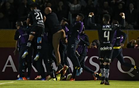 Independiente del Valle Corinthians Sudamericana semifinal