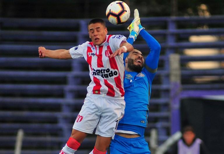 AFP River Plate Santos Sul-Americana