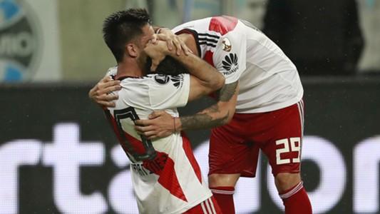 AFP Gremio River Plate Copa CONMEBOL Libertadores 30102018