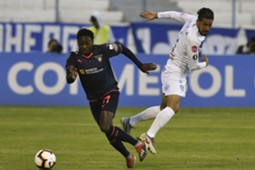 San José 3x3 LDU - Libertadores