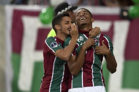 AFP Fluminense Peñarol Copa Sul-Americana 2019
