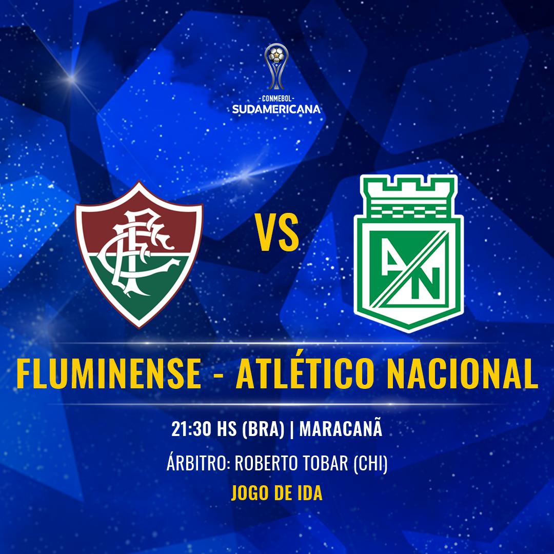 Fluminense vs Atlético Nacional