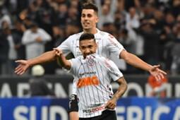 AFP Corinthians Montevideo Wanderers Copa Sul-Americana
