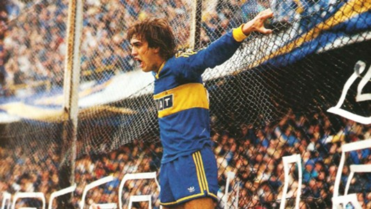 Gabriel Batistuta Boca Juniors