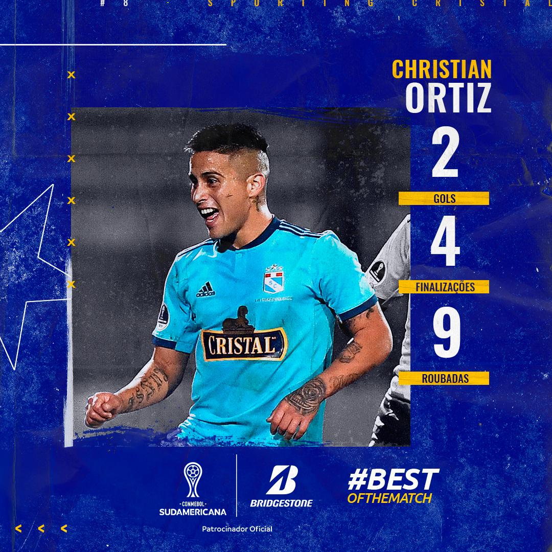 Ortiz Best Sporting Crystal