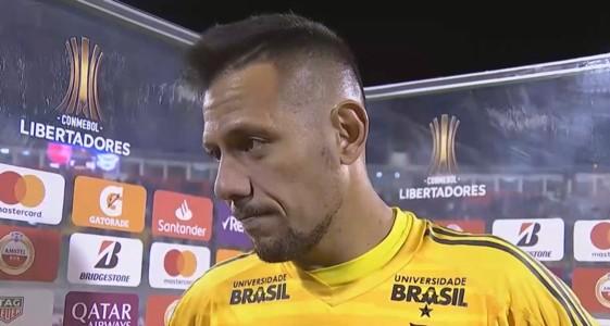 Diego Alves Flamengo San Jose CONMEBOL Libertadores