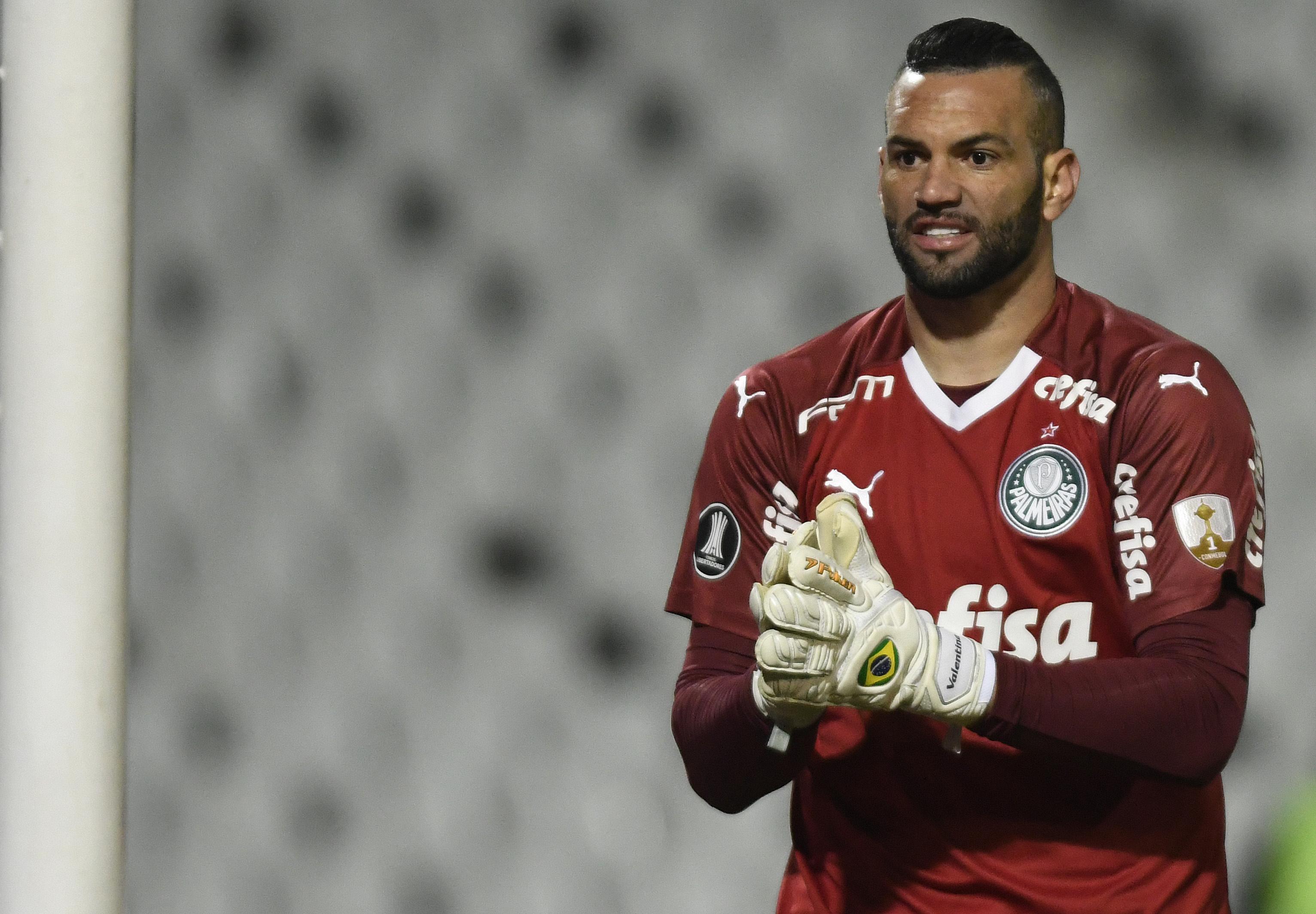 Weverton - Palmeiras