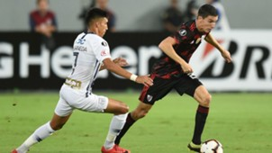 Nacho Fernández Alianza Lima River Copa Libertadores 2019