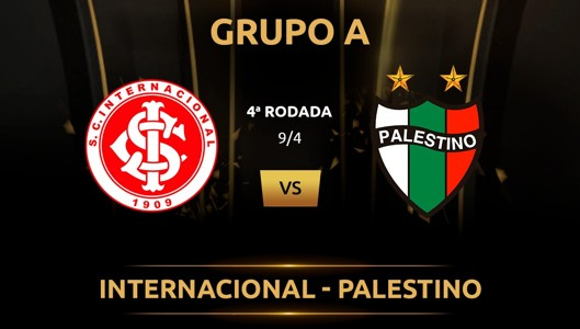 Inter vs Palestino