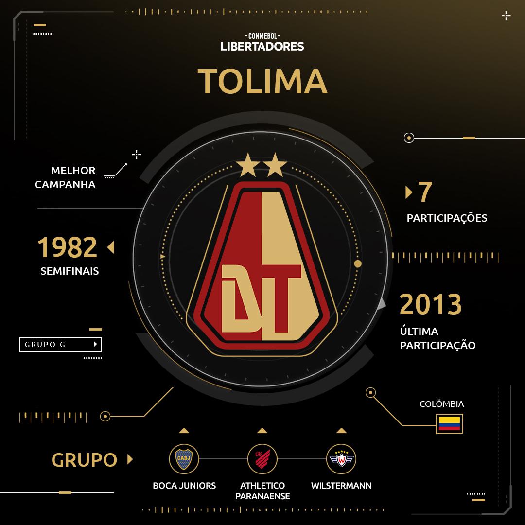 Arte Tolima Libertadores 2019