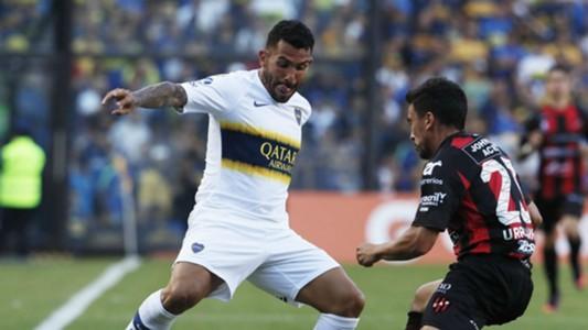Carlos Tevez Boca Patronato
