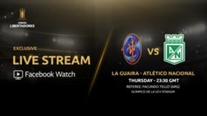 La Guaira - Atl Nacional Facebook