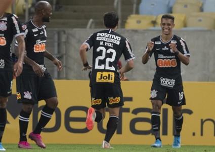 AFP Fluminense Corinthians Copa Sul-Americana 2019