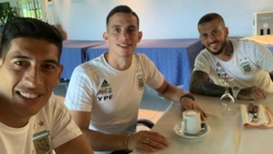 Benedetto Andrada Marcone Boca Copa Libertadores 2019