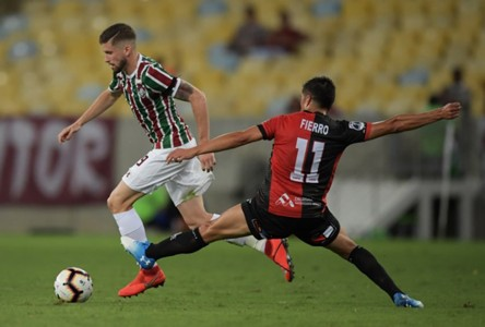 AFP Fluminense Antofagasta Caio Henrique Sul-Americana