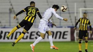 AFP San José Peñarol COpa Libertadores 2019