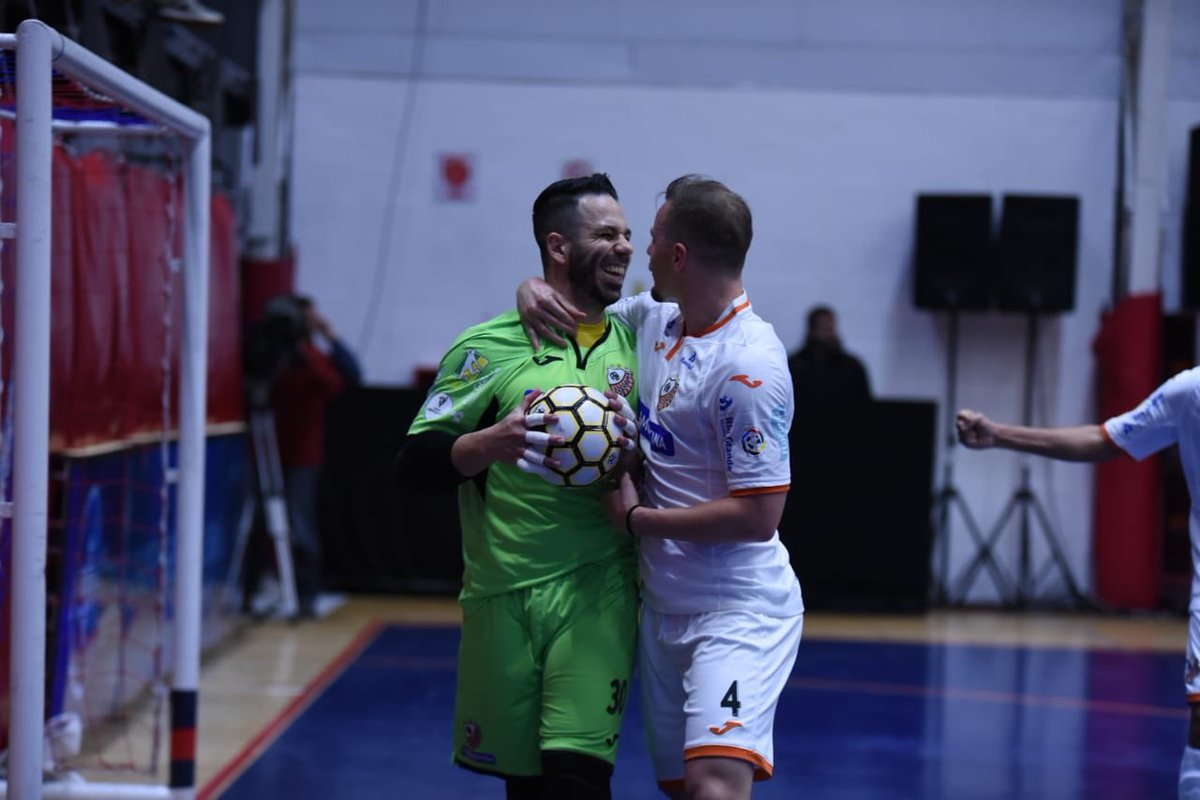 Carlos Barbosa - Libertadores Futsal