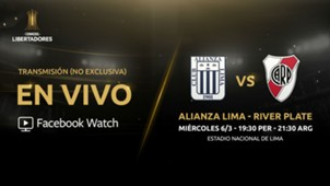 Alianza Lima River Facebook Watch