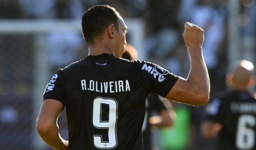 AFP Ricardo Oliveira Libertadores Danubio Atlético-MG