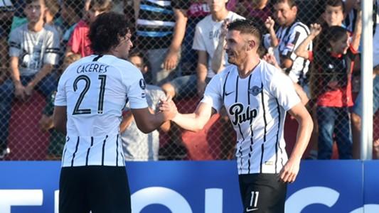AFP Libertad The Strongest Copa Libertadores 2019