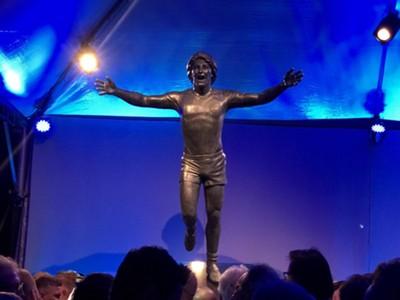 Estátua Renato Gaúcho Grêmio
