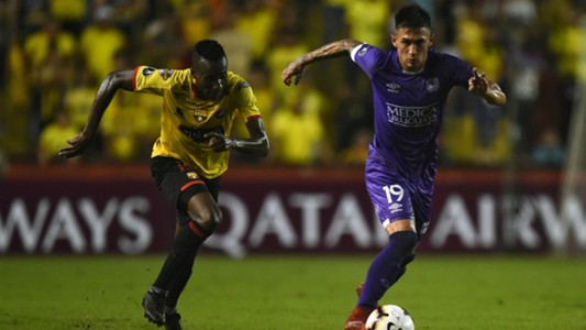 AFP Barcelona Defensor Sporting Copa Libertadores 2019