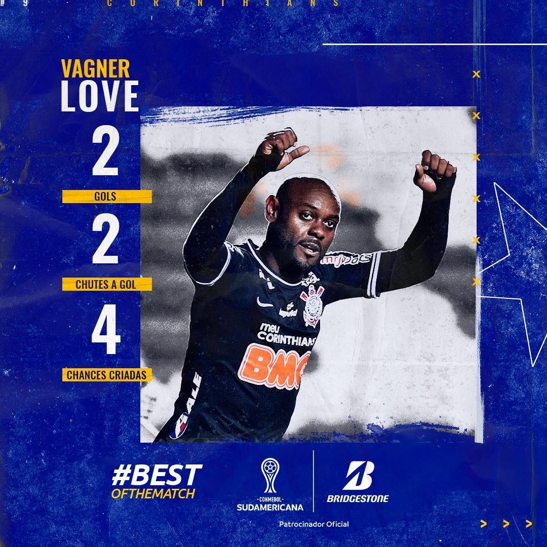 Vagner Love Best