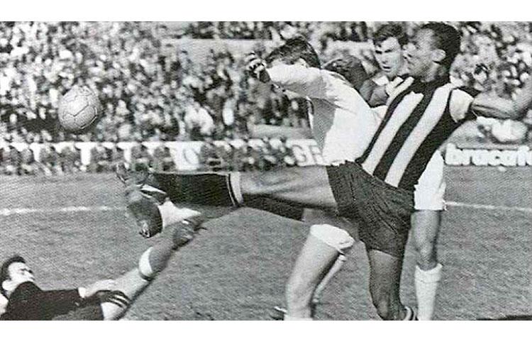 Peñarol - Libertadores 1960