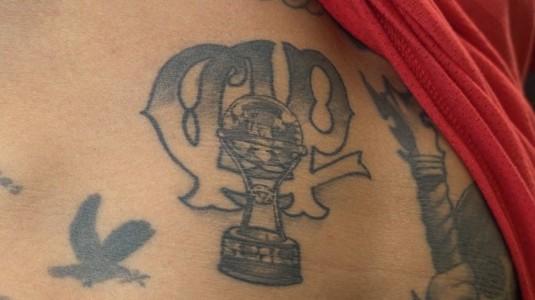 Tatuagem - Lucho González
