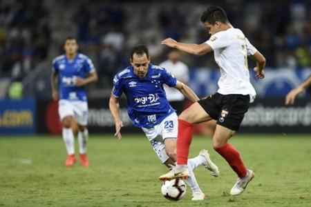 AFP Cruzeiro Deportivo Lara Copa Libertadores