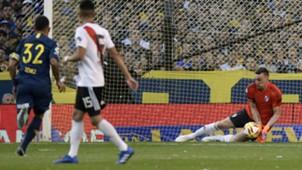 AFP Franco Armani River Boca Copa Libertadores 2018