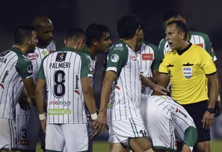 AFP Dario Herrera arbitro