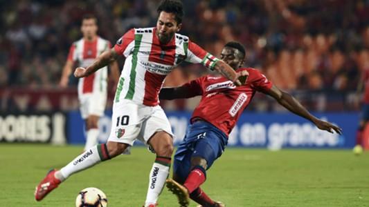 AFP Independiente Medellín Palestino Copa Libertadores 2019
