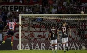 Rafael Perez Junior Barranquilla Atlético-PR Copa Libertadores 2018