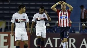 AFP Junior San Lorenzo Copa Libertadores 2019