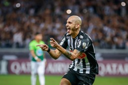 Atlético-MG Zamora Fabio Santos Copa Libertadores