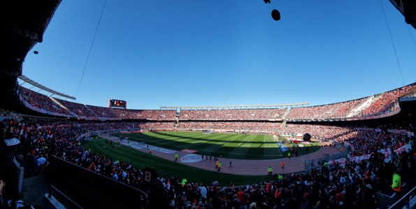 Estadio Monumental Antonio Vespucio Liberti River Plate Boca Juniors Superclasico Superliga 01092019