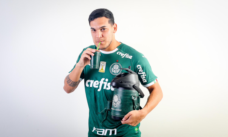 Gustavo Gómez - Palmeiras - especial Libertadores