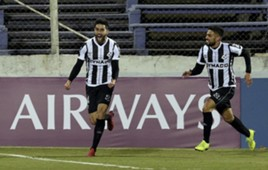 AFP Montevideo Wanderers Copa Sul-Americana