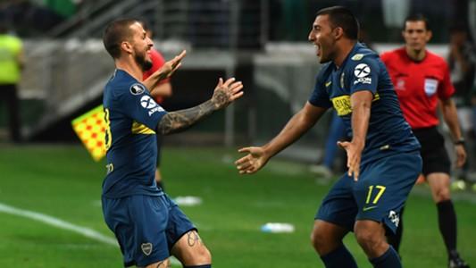 AFP Darío Benedetto Wanchope Ábila Copa Libertadores 2018